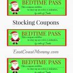 Stocking Stuffer Coupons {Free Printable} | Holidays | Christmas   Free Printable Stocking Stuffers