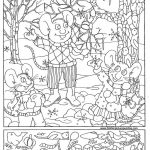 Summer Coloring Pages Pdf Elegant Free Printable Christmas Coloring   Free Printable Hidden Pictures For Adults Pdf