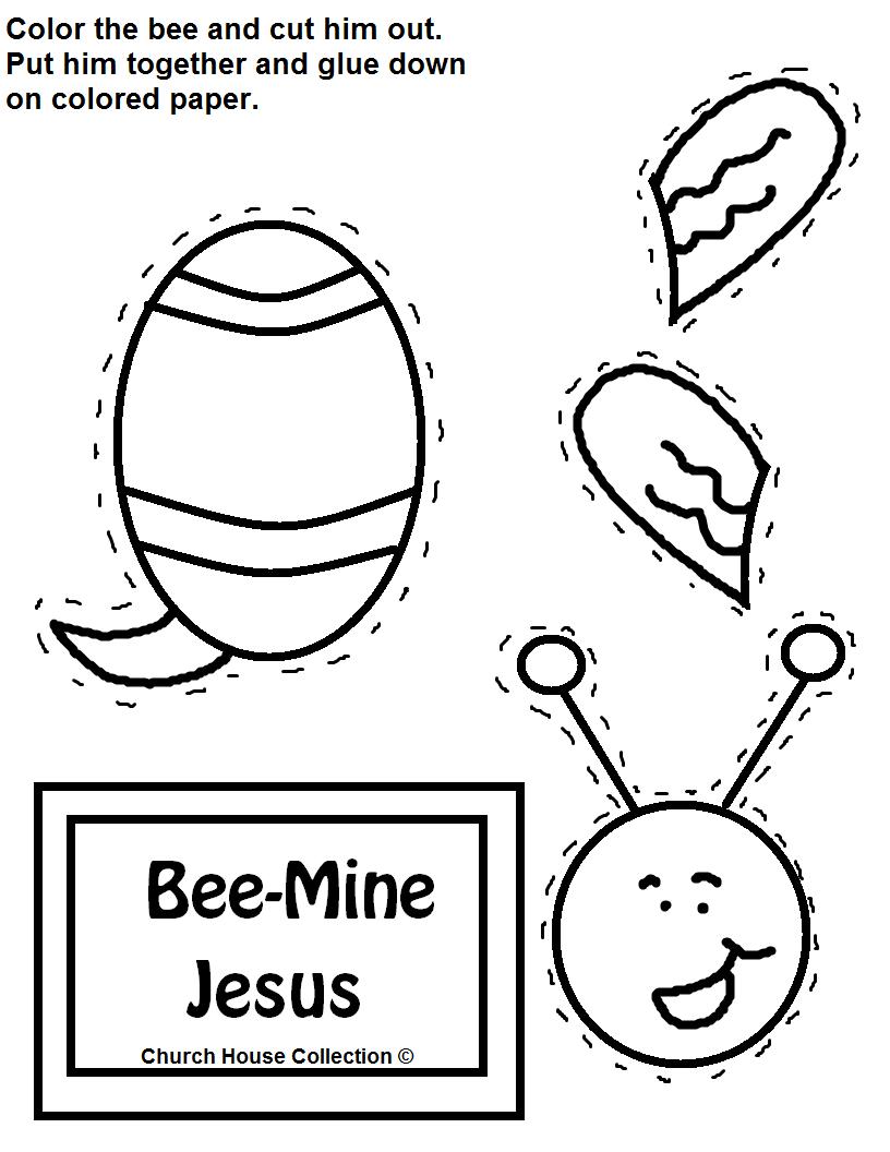 Sunday School Printable Crafts – Best Cool Craft Ideas - Free Printable Sunday School Crafts