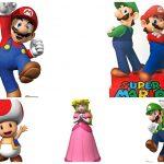 Super Mario Bros: Free Printable Poster.   Oh My Fiesta! For Geeks   Free Mario Printables