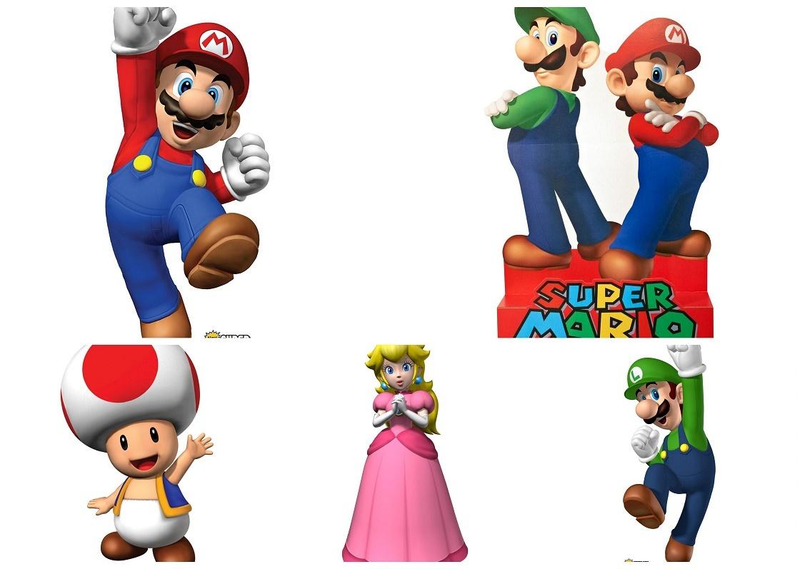 Super Mario Bros: Free Printable Poster. - Oh My Fiesta! For Geeks - Free Mario Printables