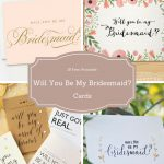 Surprise Your Friends With A Free Will You Be My Bridesmaid? Cards   Free Printable Bridesmaid Proposal
