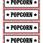 Sweet Daisy Designs: Free Printables: Home Movie Theatre Night   Free Printable Movie Tickets