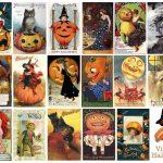 Sympletymes Cloth Artsherrie Nordgren: Free Vintage   Free Printable Vintage Halloween Images