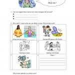Teenage Depression Worksheet   Free Esl Printable Worksheets Made   Free Printable Worksheets On Depression