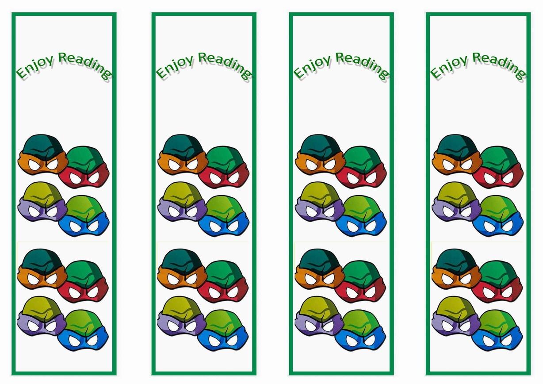 Teenage Mutant Ninja Turtles | - Free Ninja Turtle Printables