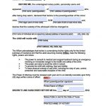 Texas Minor Child Power Of Attorney Form   Power Of Attorney : Power   Free Printable Guardianship Forms Texas