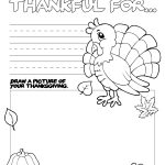 Thanksgiving Coloring Book Free Printable For The Kids! | Bloggers   Free Printable Thanksgiving Crafts For Kids