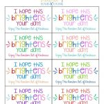 The Best Random Acts Of Kindness Printable Cards Free | Girl Scouts   Free Printable Kindness Cards