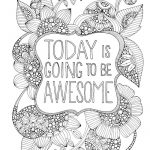 The Coolest Free Coloring Pages For Adults   Free Printable Coloring Cards For Adults