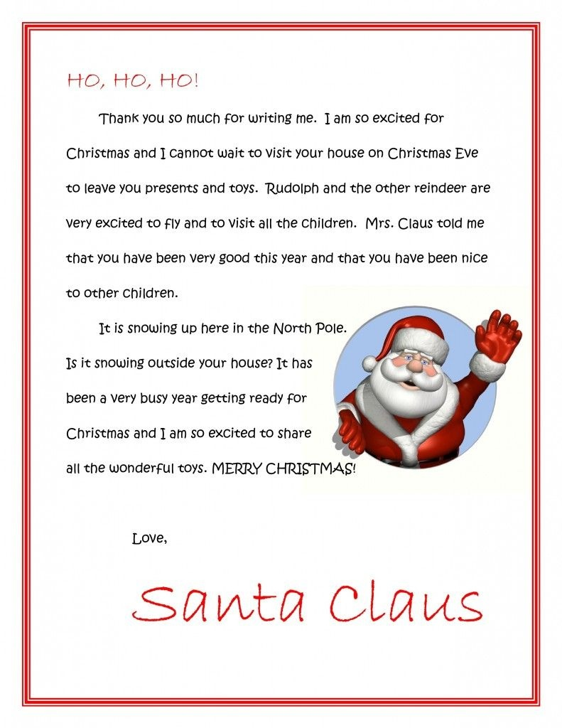 The Domain Name Popista Is For Sale | Christmas | Santa Letter - Free Printable Christmas Morning Letters From Santa