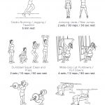 The Grand Slam: Strength Tennis Workout – Click To View And Print   Free Printable Workout Plans