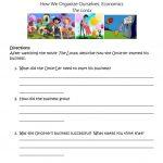 The Lorax   Economic Study Worksheet   Free Esl Printable Worksheets   Free Printable Economics Worksheets