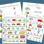 The Measured Mom   Free Printable Transportation Worksheets For Kids