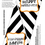 The Paper Socialite: {Freebie!!} Halloween Bunting To Kick Off The   Free Printable Halloween Banner Templates