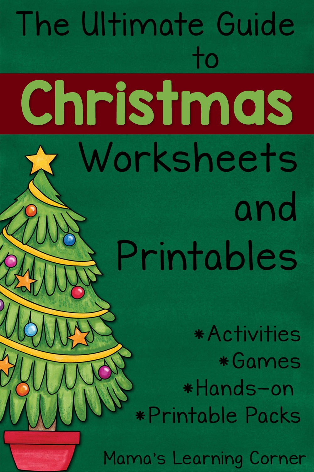 The Ultimate Guide To Christmas Worksheets And Printables - Mamas - Free Printable Christmas Worksheets For Third Grade