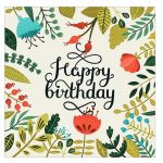 These 16 Printable Birthday Cards Cost Absolutely Nothing! | Diy   Free Printable Romantic Birthday Cards