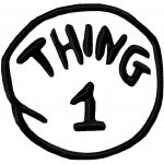 Thing 1 Thing 2 | Request A Custom Order And Have Something Made   Thing 1 And Thing 2 Free Printable Template