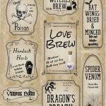 Things That Make You Love And Hate | Label Maker Ideas   Free Printable Apothecary Jar Labels