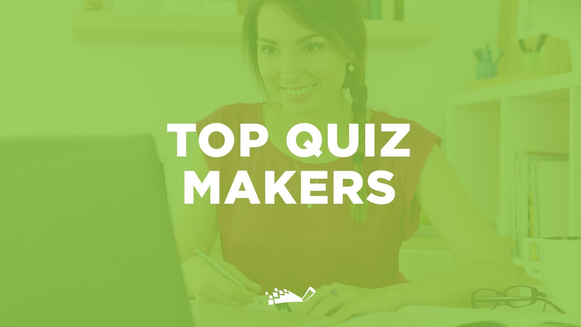 Top 10 Quiz Makers For Teachers And Educators | Digitalchalk Blog - Quiz Generator Free Printable