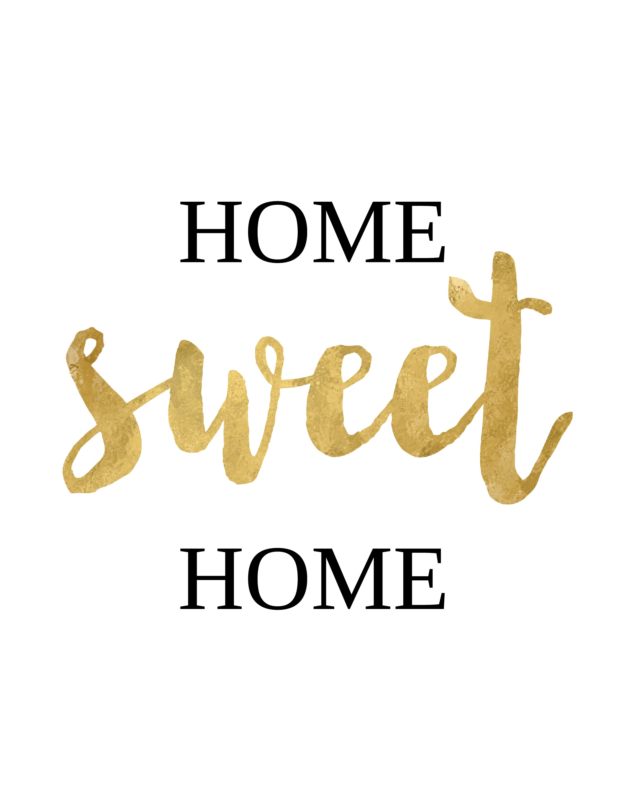 Top 15 Inspirational Quotes About Home   Personalized Moving Cards - Home Sweet Home Free Printable