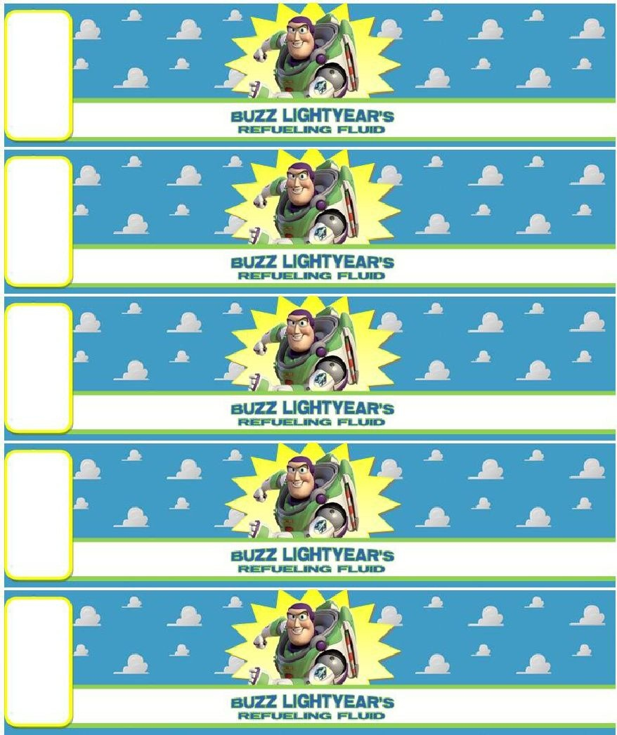 Toy Story Birthday Party | Toy Story | Toy Story Birthday, Birthday - Free Printable Toy Story Water Bottle Labels