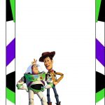 Toy Story: Free Printable Frames, Invitations Or Cards. | Dylans 2Nd   Free Printable Disney Stories