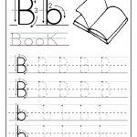 Traceable Letters Worksheet For Children Golden Age Activities   Free Printable Letter Tracing Sheets