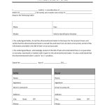 Trailer Bill Of Sale   Free Printable Bill Of Sale For Car