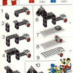 Trang Nguyen (Shopxachtayusa) On Pinterest   Free Printable Lego Instructions