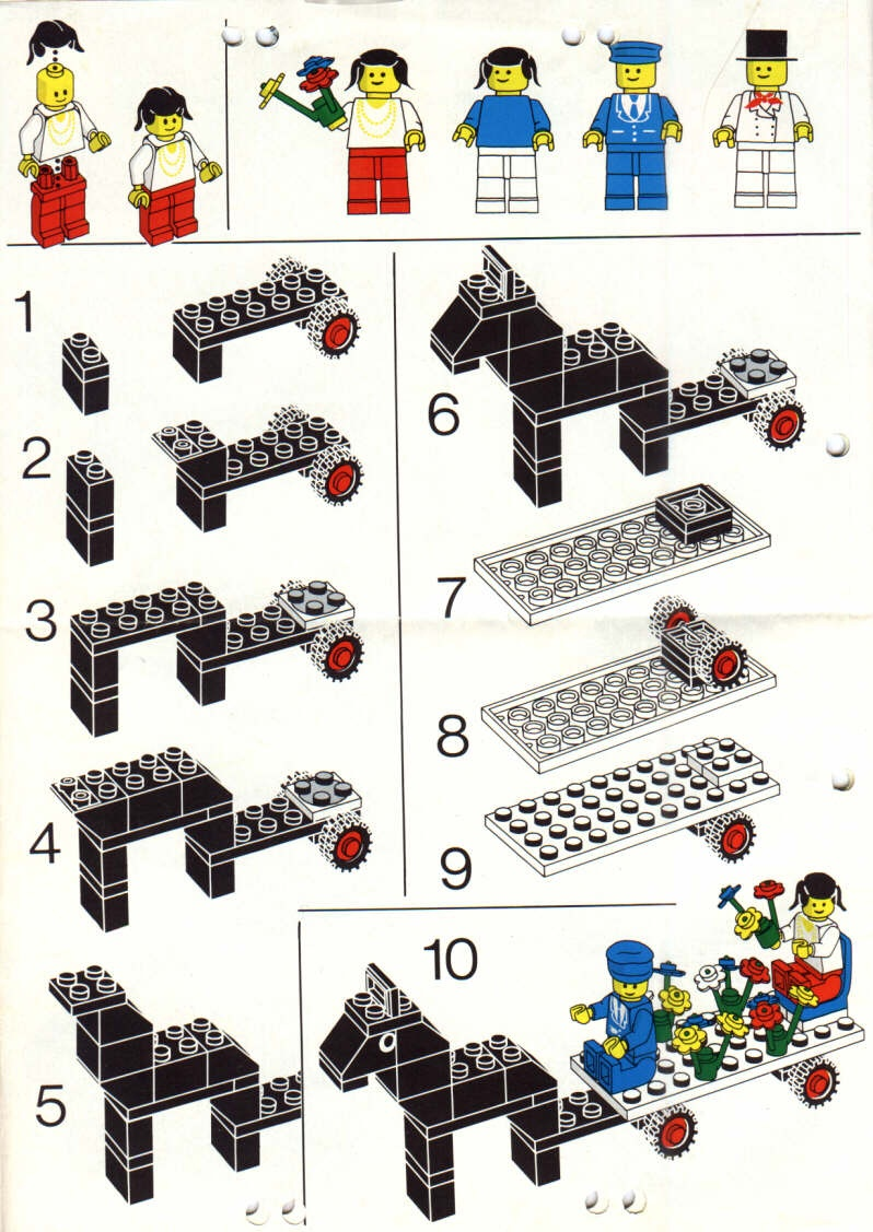 Trang Nguyen (Shopxachtayusa) On Pinterest - Free Printable Lego Instructions