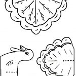 Turkey Coloring Cutouts For Kids | Thanksgiving Turkey Crafts   Free Printable Thanksgiving Crafts For Kids
