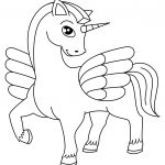Unicorn Coloring Pages | Free Coloring Pages   Free Printable Unicorn Coloring Pages