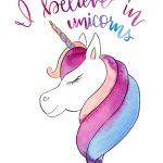 Unicorn Party Free Printables | Best Of Pinterest   Tinselbox   Unicorn Printable Free