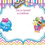 Updated   Free Printable Shopkins Birthday Invitation | Event   Free Printable Shopkins Invitations