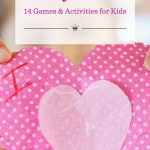 Valentine Party Ideas: 14 Games & Activities For Kids | Hallmark   Free Printable Valentine Party Games For Adults