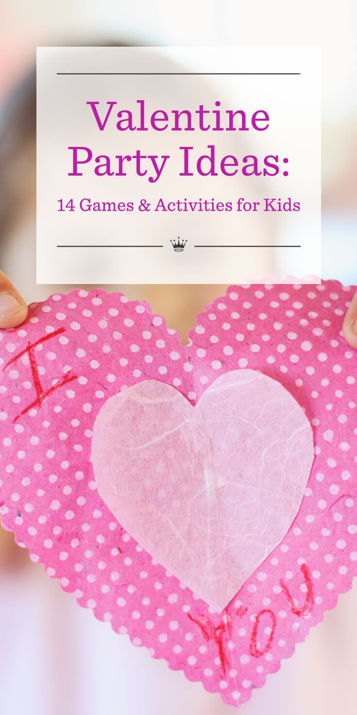Valentine Party Ideas: 14 Games & Activities For Kids | Hallmark - Free Printable Valentine Party Games For Adults