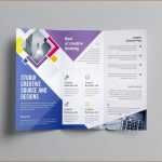 Valid Business Brochure Templates Psd Free Download | Wattweiler   Business Flyer Templates Free Printable