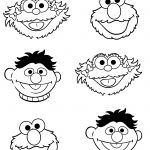Viewing Gallery For   Sesame Street Characters Coloring Pages   Free Printable Coloring Pages Sesame Street Characters