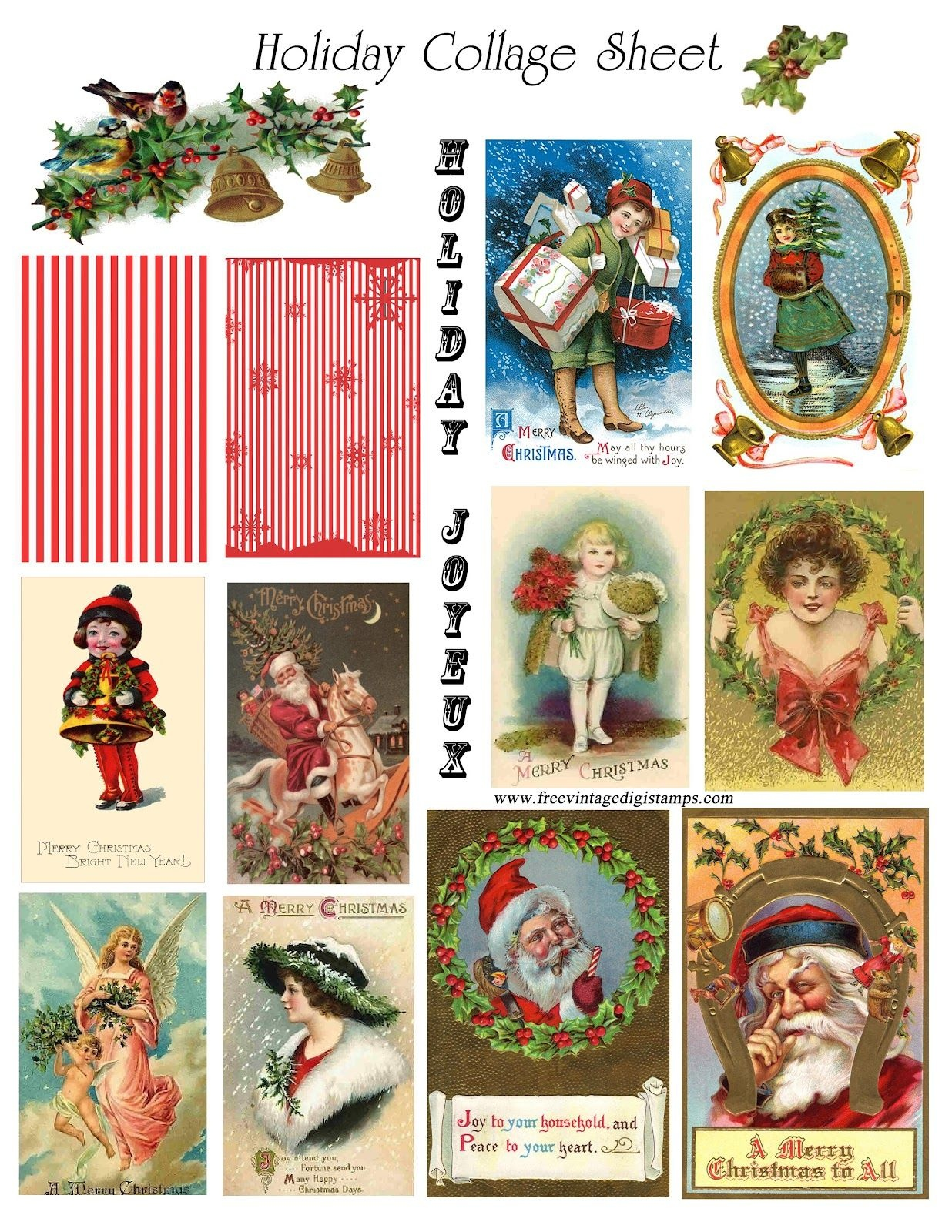 Vintage Cards Free | Free Vintage Digital Stamps**: Free Vintage - Free Vintage Printables