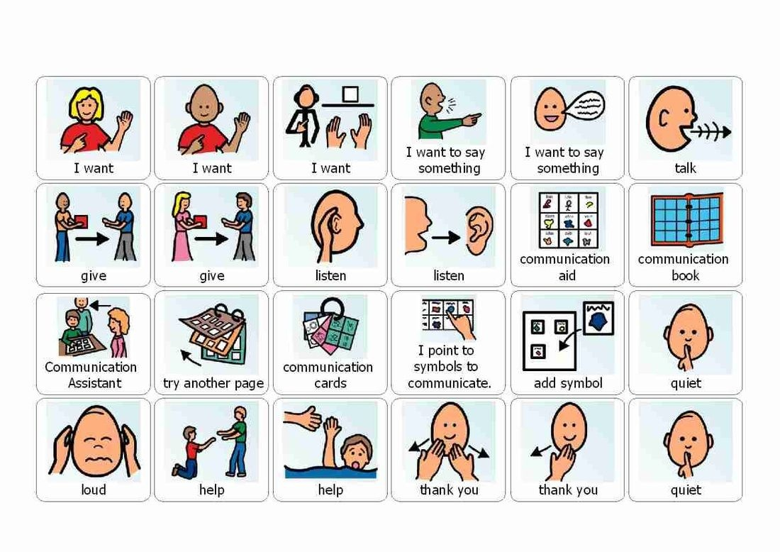 Visual Cue Cards For Use With Autistic Children. Printable And Great - Autism Picture Cards Free Printable