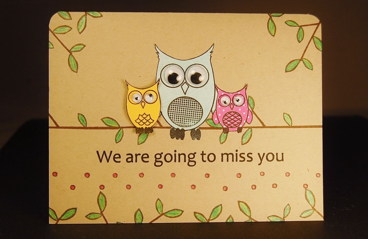 We Will Miss You Quotes For Co Worker. Quotesgram | Adventures In - We Will Miss You Cards For Coworker Printable Free