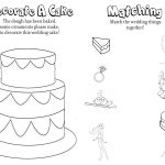 Wedding Coloring And Activity Book   Free Printable Personalized Wedding Coloring Book