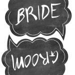 Wedding Photo Booth Props Free Printable Templates | Wedding   Free Printable Photo Booth Sign Template