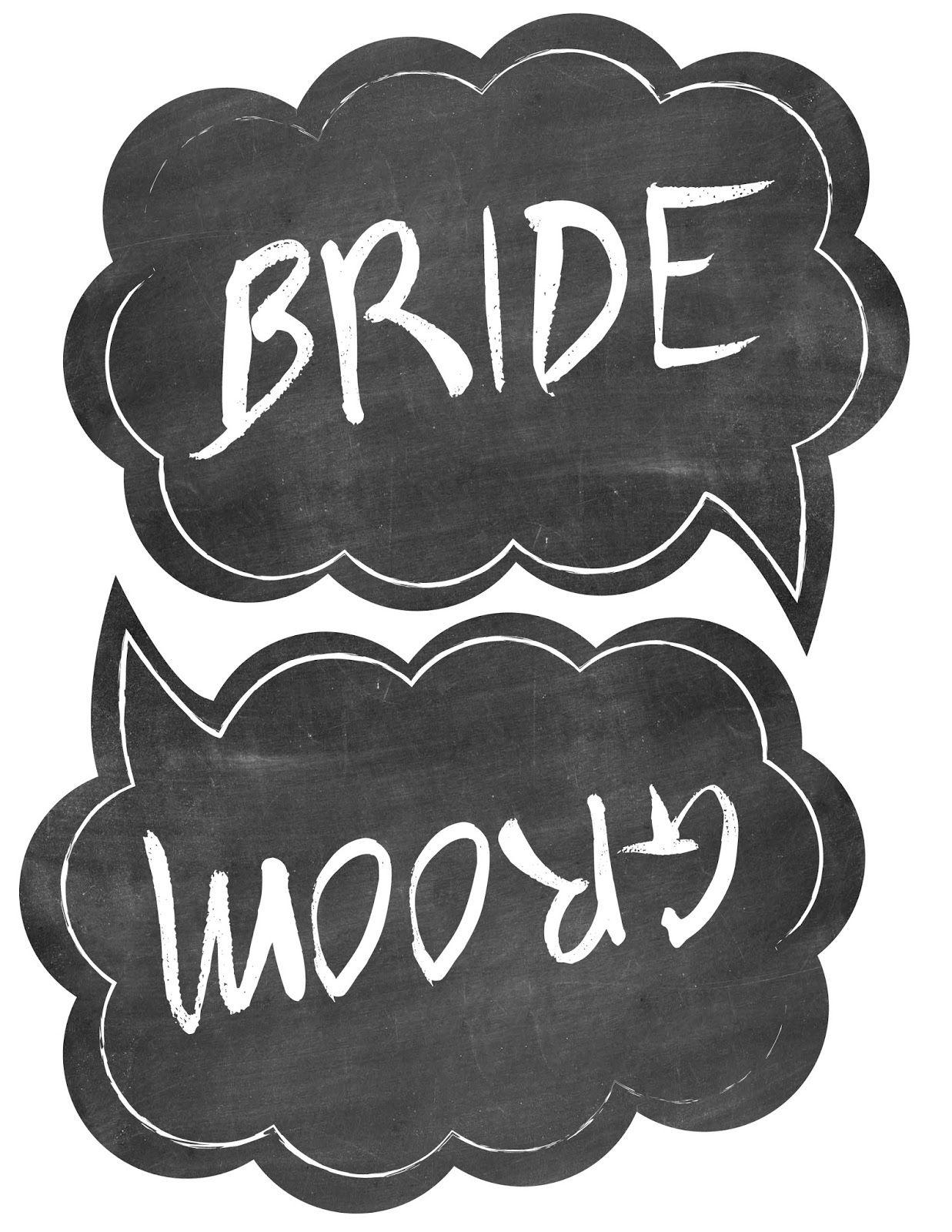 Wedding Photo Booth Props Free Printable Templates   Wedding - Free Printable Photo Booth Sign Template