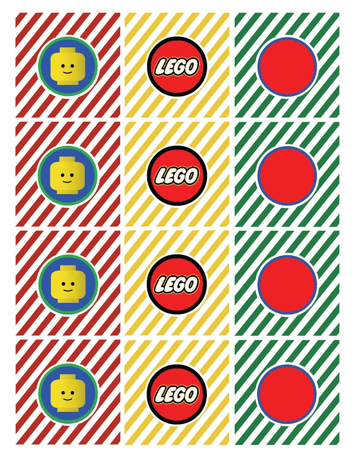 Whatpoppelinesees: Classic Lego Inspired Printable | Lego Banner - Free Printable Lego Banner