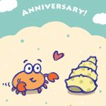 When I Found You   Happy Anniversary Card (Free) | Greetings Island   Free Printable Anniversary Cards