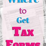 Where Can I Get Irs Tax Forms And Options To File Free   Free Printable Irs 1040 Forms