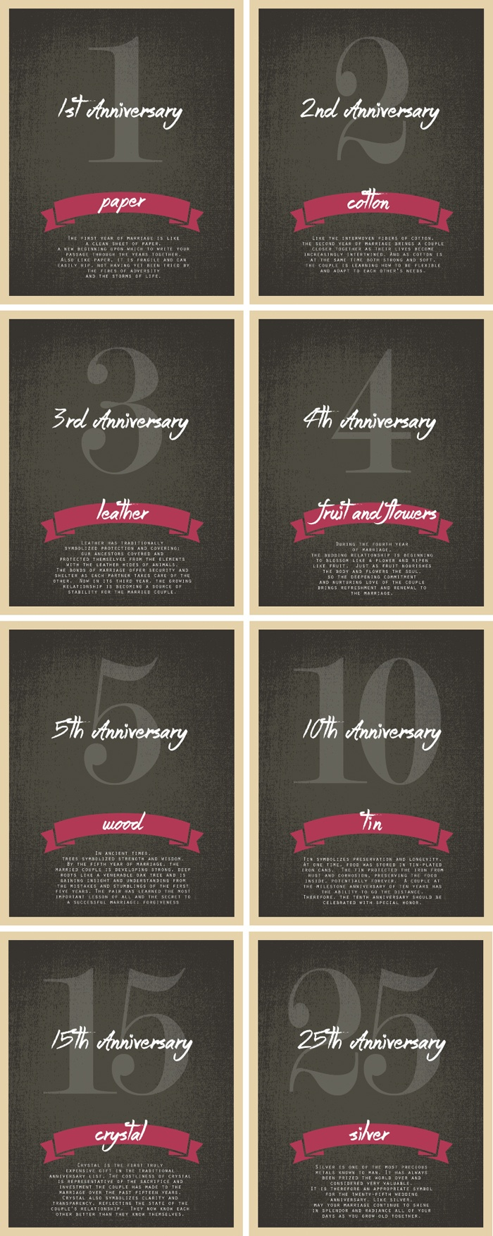 Wine Bottle Anniversary Labels Free Printable - How To Nest For Less™ - Free Anniversary Printables