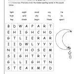 Wonders Second Grade Unit Three Week Two Printouts   2Nd Grade Word Search Free Printable
